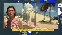 États-Unis : la Floride se prépare à l'arrivée de l'ouragan Dorian