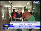 Ex-lawyer of Mike Arroyo denies link to Malampaya scam