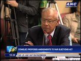Why Comelec wants reforms for 2016 polls