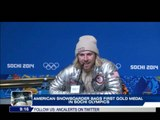 American snowboarder bags first Sochi gold