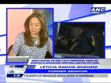 Shahani backs PNoy's 'strong words' vs China
