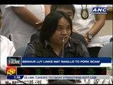 Senate to subpoena Mat Ranillo in pork scam probe