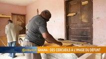 Au Ghana, Paa Joe personnalise les cercueils des défunts [The Morning Call]