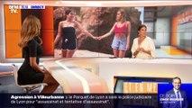 """Zahia Dehar: """"Ce personnage m'a encore donné plus de courage"""" - 01/09"""