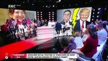 """Les tendances GG : Ségolène Royal fustige le """"Concours de zizis"""" entre Jair Bolsonaro et Donald Trump ! - 02/09"""