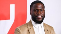 Kevin Hart injured as prized classic car is involved in nasty accident
