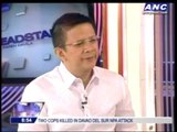 """Sen. Francis """"Chiz"""" Escudero on Monday said his colleagues, Sen. Juan Ponce Enrile, Bong Revilla Jr. and Jinggoy Estrada, must explain how their pork barrel funds were spent after they were accused of pocketing their priority development assistance funds"""