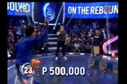 WATCH: Peñalosa, son win P1M on 'Minute To Win It'
