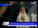 WATCH: EDSA 'Salubungan' reenacted in Cebu
