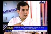 Isko: Queuing system in Manila ports flawed