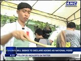 Netizens suggest alternatives to adobo as 'nat'l food'