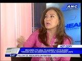 Why Jinggoy, Nancy can allocate funds to Manila, NHA