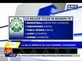 La Salle back-to-back UAAP general champions