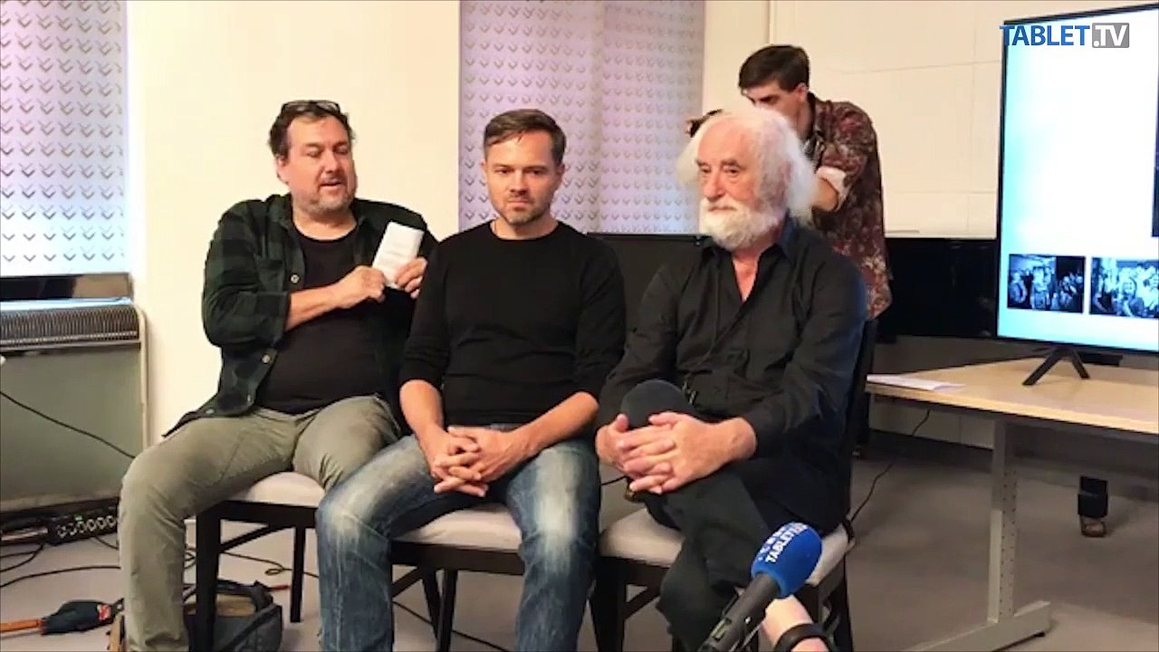 ZÁZNAM: TK ku Slovak Press Photo
