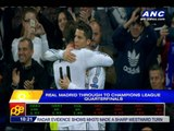 Real, Chelsea through Champions League quarters