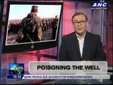 Teditorial: Poisoning the well