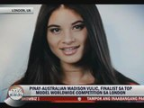 Meet Fil-Aussie stunner in top model competition