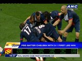 PSG batter Chelsea with 3-1 first leg win