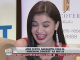 Anne Curtis gears up for opera-centric concert