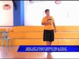 New UST coach prepares for next UAAP season