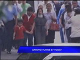 Arroyo turns 67 today