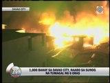 Fire razes 1,000 houses in Davao City