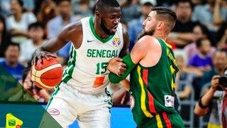 Coupe du monde basket : Réaction de Hamady Ndiaye aprés le match face à la Lituanie