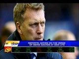 Reports: Moyes may be sacked at Man United