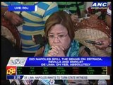 WATCH: De Lima press con on meeting with Napoles