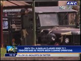 2 soldiers killed in Basilan clash