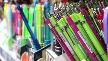 Okullar açılıyor, kokulu kırtasiye ürünlerine dikkat