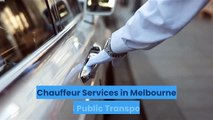 Comparing Chauffeur Service Melbourne With The Country's Inclinations