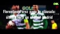Florentino Pérez paga la cláusula: última hora en el Real Madrid