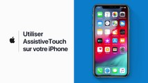 Utiliser AssistiveTouch sur votre iPhone – Assistance Apple