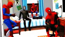 SPIDER MAN FAR FROM HOME VR Bande Annonce de Gameplay