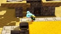 """DRAGON QUEST BUILDERS 2 """"Multijoueur"""" Bande Annonce de Gameplay"""