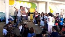 Lons-le-Saunier: « Rentrée en musique » à l'école élémentaire Rousseau