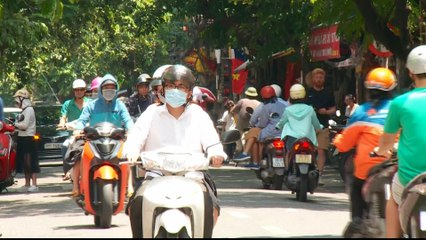 Vietnam's Ho Chi Minh commemorating 50 years since death