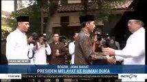 Jokowi Hingga JK Melayat Ibunda SBY di Puri Cikeas