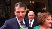 Así quiso sorprender el chef Paco Roncero a su novia, Nerea Ruano, en su boda