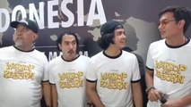 LIVE REPORT: Preskon Mega Premiere Film Warkop DKI Reborn