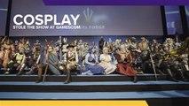 De beste cosplays van Gamescom