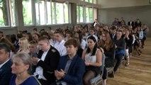 Rozpoczęcie roku szkolnego w Łodzi