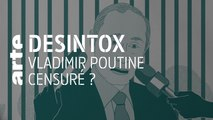 Vladimir Poutine censuré ? - 26/08/2019 - Désintox