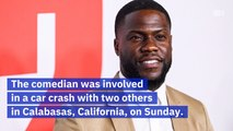 Kevin Hart Is Seriously Injured In A Very Bad Car Crash