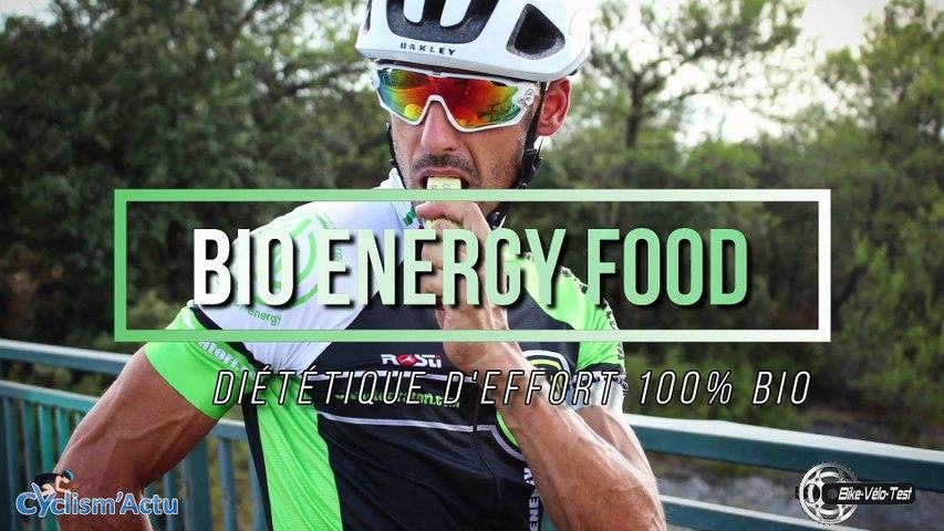 Bike Vélo Test - Cyclism'Actu a testé la gamme Bio-Energy Food