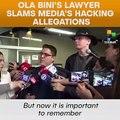 Ola Bini's Lawyer Slams Media's Hacking Allegations