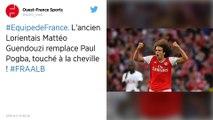 Équipe de France : Touché à la cheville, Paul Pogba est incertain pour le rassemblement des Bleus
