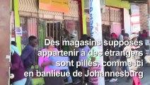 En Afrique du Sud, des incidents xénophobes en série
