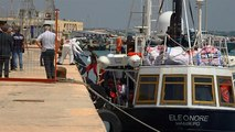 Aid ship enters Italian waters without permission
